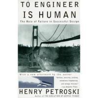 【预订】To Engineer is Human: The Role of Failure in