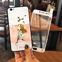 vivoy67手机壳女款全包y55潮韩国个性创意a硅胶软壳l可爱卡通防摔