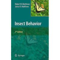 【预订】Insect Behavior