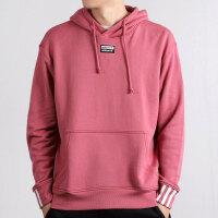 Adidas/阿迪达斯卫衣秋季新款男子连帽运动套头卫衣EJ7425