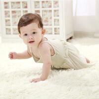 夏季女婴儿吊带裙子个月透气女宝宝连衣裙薄款女