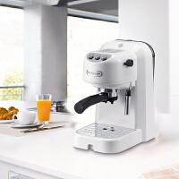 Delonghi/德龙 EC250.W 家用半自动咖啡机 意式泵压式 恒温系统