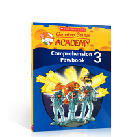 英文原版Geronimo Stilton Academy: Comprehension Pawbook Level 3
