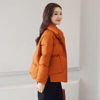 小女短款韩版冬季面包服女学生 bf原宿风棉衣棉袄韩国新款