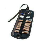新品套装MARCO 马可素描铅笔套装工具专业美术绘画绘图插笔袋笔帘