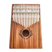 17音拇指琴初学者入门便携式手指钢琴乐器手拨琴