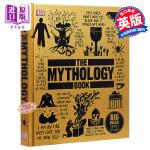 【中商原版】DK 神话百科 英文原版 The Mythology Book 科普百科 精装