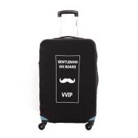 行李箱保护套弹力布防尘罩拉杆箱套