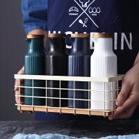 创意北欧厨房用品 家用陶瓷油壶酱油调味料瓶油瓶醋瓶酱油瓶