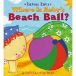 【预订】Where Is Baby's Beach Ball?