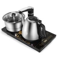 家用时尚自动上水电热水壶电功夫茶壶抽水煮茶具 智能电茶炉壶