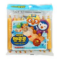 【90g*4袋】韩国宝噜噜智慧鳕鱼肠 婴幼儿零食 宝宝鱼肠