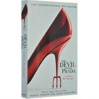 【现货】英文原版 The devil wears prada 穿普拉达的女魔头 又名( 时尚女魔头 ) 安妮海瑟薇主演 同名电影原著小说