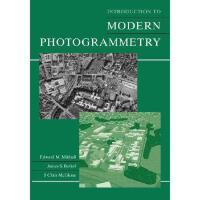 【预订】Introduction To Modern Photogrammetry