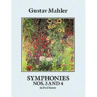 【预订】Symphonies Nos. 3 and 4 in Full Score