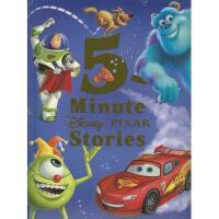 英文原版儿童书 5-Minute Disney/Pixar Stories 迪士尼 五分钟皮克斯故事书(精装)