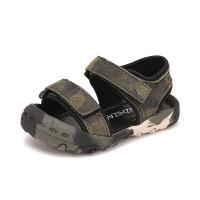 宝宝凉鞋男童婴儿幼儿童鞋子学步鞋夏季小童包头