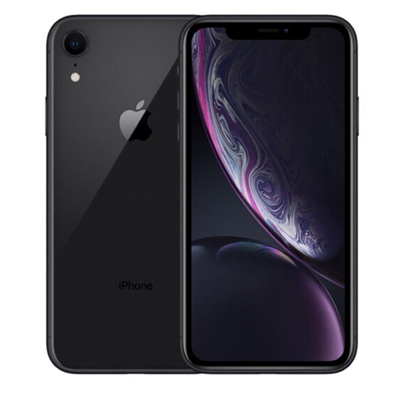 Apple iPhone XR 64G 黑色 支持移动联通电信4G手机国行正品,可使用礼品卡支付