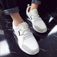 米乐猴 潮牌2017秋冬季男士运动鞋休闲鞋板鞋韩版潮流男鞋子学生跑步鞋篮球鞋