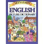 【预订】Let's Learn English Picture Dictionary