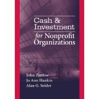 【预订】Cash & Investment Management For Nonprofit