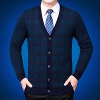 杰克官方琼斯旗舰店对比GX G官网针织衫男毛衣保暖打低衫男加厚纯男开衫加厚毛衣纯色针织打底衫爸爸装大