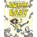 【预订】Lunch Lady and the Cyborg Substitute Y9780375846830