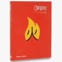 【预订】Chineasy: The New Way to Read Chinese简单中文:学汉字 汉字艺术 读中文的