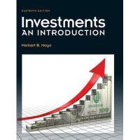 【预订】Investments: An Introduction (with Thomson One -