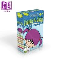 【中商原版】科学小超人弗兰妮 Complete Franny K. Stein, Mad Scientist 礼品套装