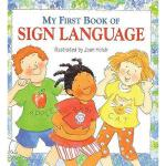 【预订】My First Book of Sign Language Y9781417772452