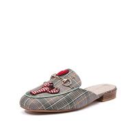【领券减100】迪芙斯(D:FUSE)女鞋2019年春季专柜同款休闲时尚拖鞋DF91110141
