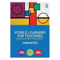【预订】Visible Learning for Teachers: Maximizing Impact on