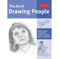 【预订】Art of Drawing People