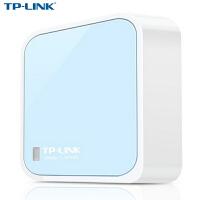【当当特惠】 TP-Link 无线路由器300M TL-WR802N 普联 迷你无线路由器 wifi 微型信号放大 便