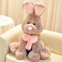 新款兔子毛绒玩具大号可爱兔公仔长耳朵兔玩偶布娃娃礼物