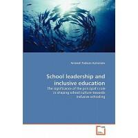 【预订】School Leadership and Inclusive Education