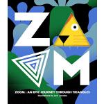 【中商原版】神奇的三角之旅 英文原版 ZOOM An Epic Journey Through Triangles 纸