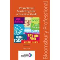 【预订】Promotional Marketing Law: A Practical Guide: Sixth