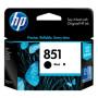惠普 (hp)851黑色墨盒 c9364zz 适用于C4188 D5168 8038 H470b K7108 6318 国产黑色墨盒