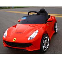 婴儿童电动车四轮可坐遥控汽车1-3岁可遥控儿童电动车4-5岁可摇摆童车宝宝玩具车可坐人
