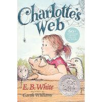 Charlotte's Web 夏洛的网(60周年纪念版,精装) ISBN9780060263850