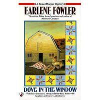 【预订】Dove in the Window