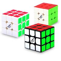 魔方格valk3M麦神三阶顺滑比赛磁力魔方玩具初学者速拧
