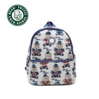 大咖熊休闲女包包包女 韩版女式双肩包书包学生背包潮DK481