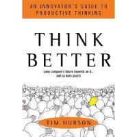 【预订】Think Better: An Innovator's Guide to Productive
