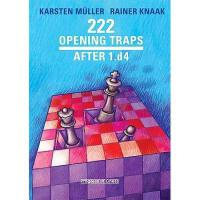 【�A�】222 Opening Traps After 1.d4: And All Other Moves