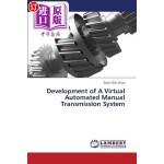 【中商海外直订】Development of a Virtual Automated Manual Transmiss