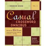 【预订】Random House Casual Crossword Omnibus, Volume 2