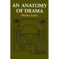 【预订】An Anatomy of Drama